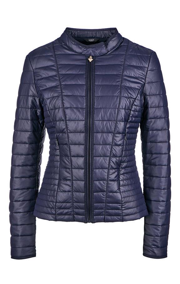 Куртка женская Guess синяя 40