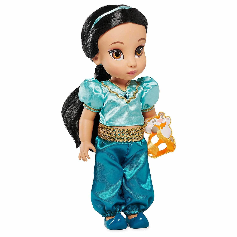 Купить Кукла Disney Princess Жасмин Disney Animators' Collection 222598, Классические куклы