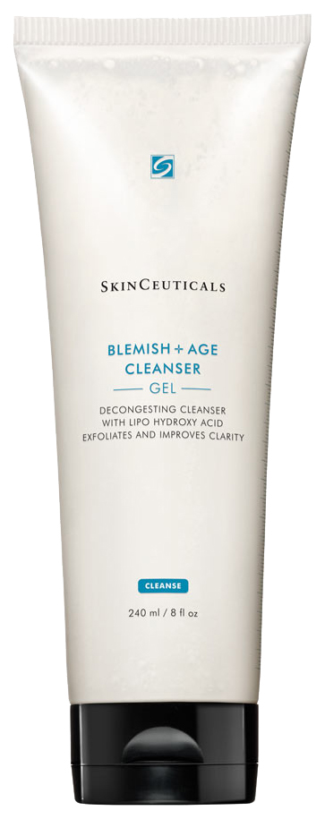 Гель для умывания SkinCeuticals Blemish&Age Cleansing Gel 240 мл фото