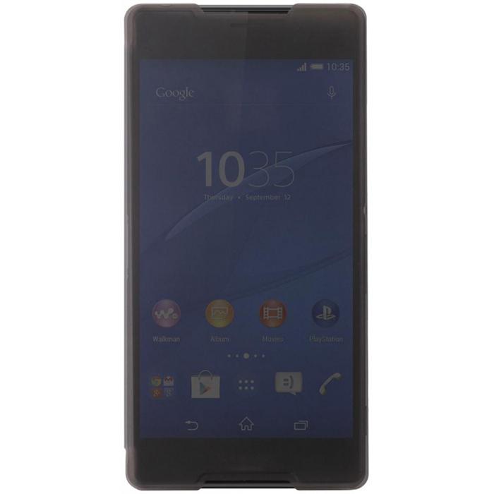 Чехол Puro Sense для Sony Xperia Z3+Black