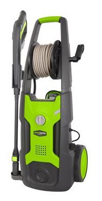 Электрическая мойка высокого давления Greenworks GPWG5 5100407