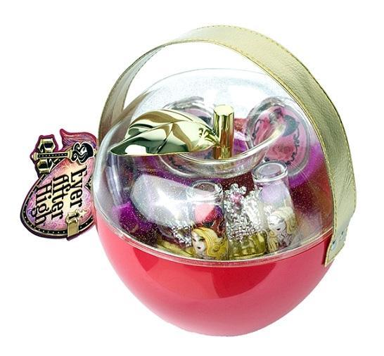 Купить Markwins 9529351 ever after high набор детской декоративной косметики в яблоке, Наборы детской косметики