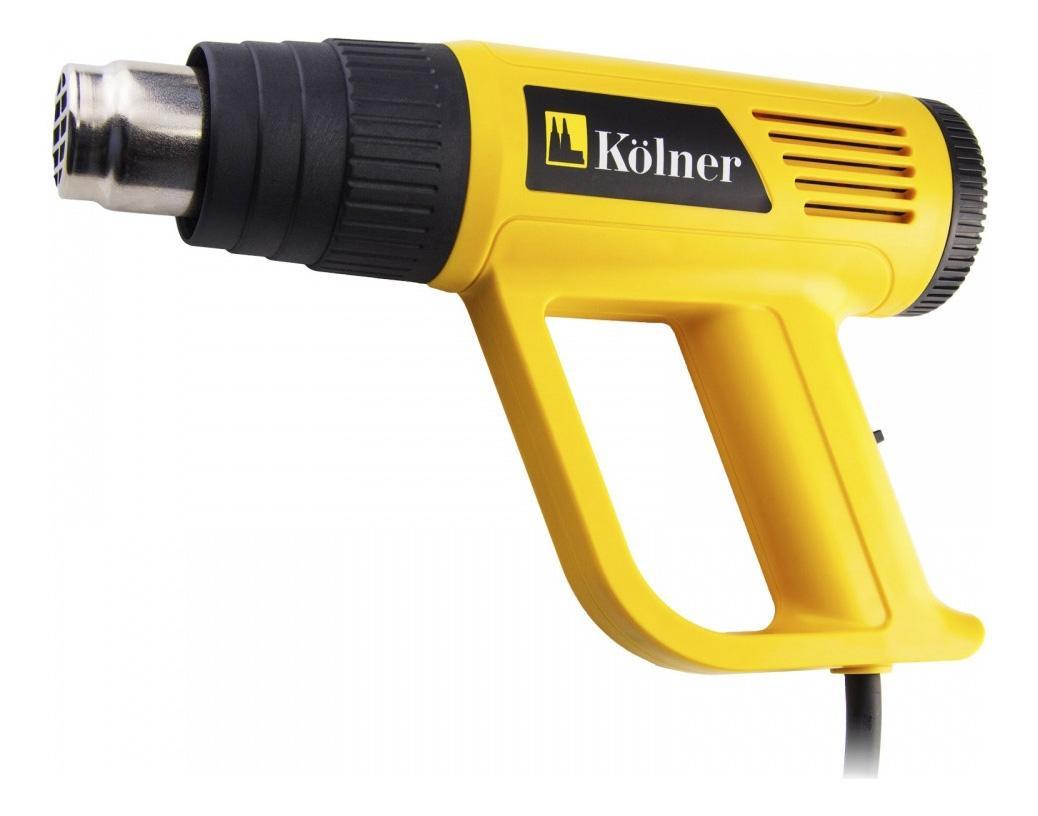 Фен строительный KOLNER KHG 2000