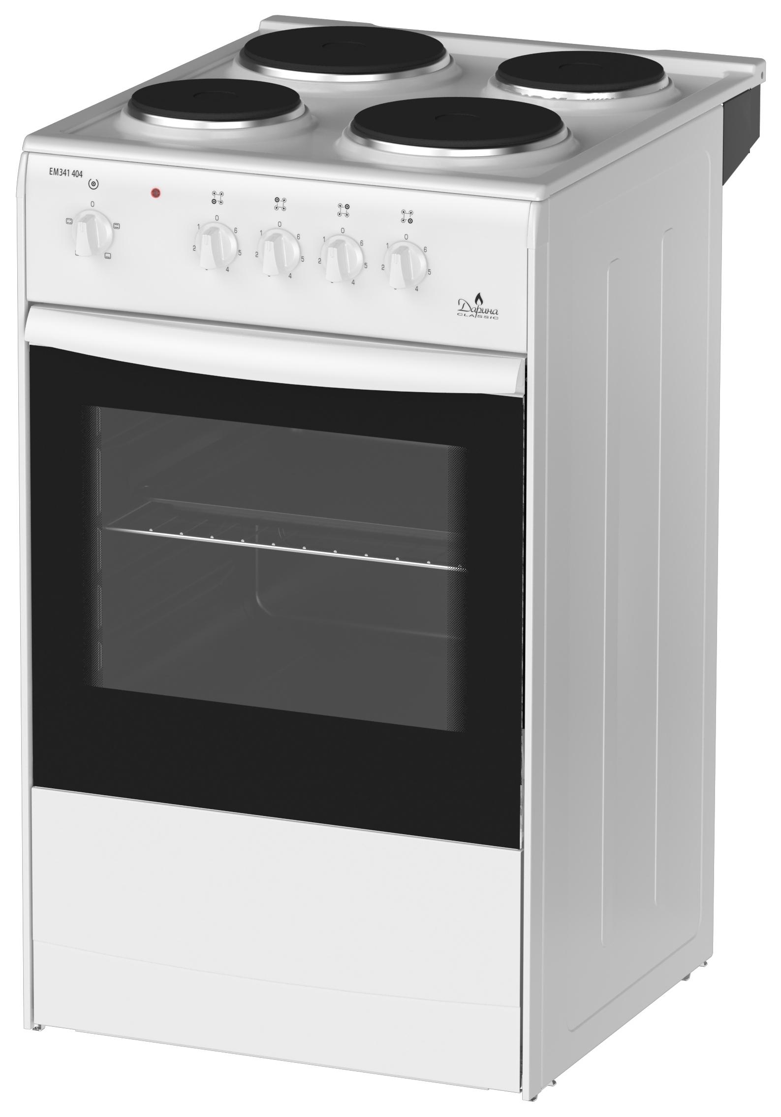 Электрическая плита Darina S EM 341 404 W White фото