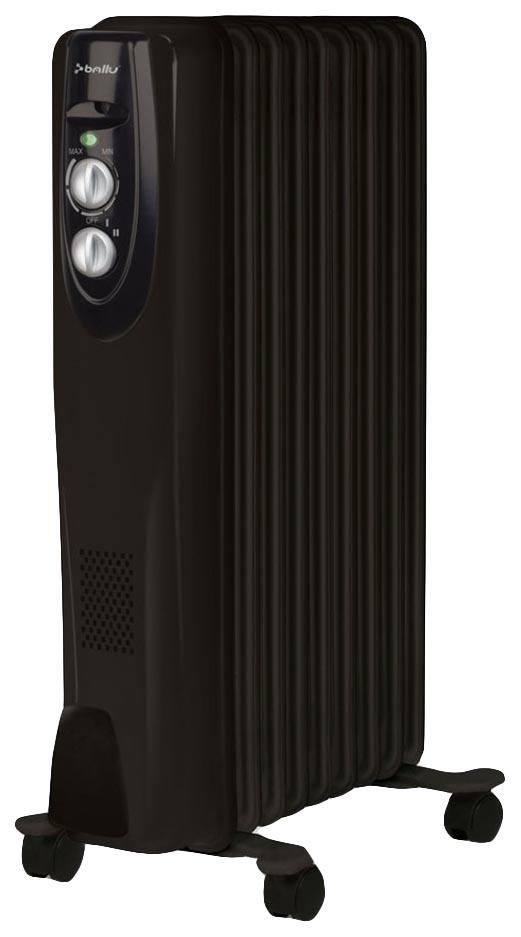 Масляный радиатор Ballu Classiс Black BOH/CL 09BRN