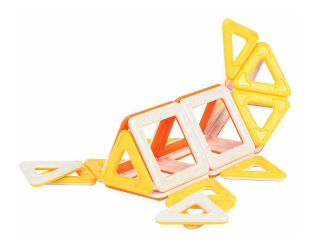 Купить Конструктор Magformers магнитный My First Sand World 30 деталей, Конструкторы пластмассовые