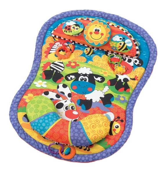 Купить Развивающий коврик Playgro Активный Центр Прогулка 0184213,
