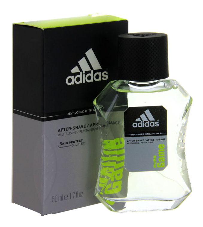Купить Лосьон после бритья Adidas Pure Game 50 мл, лосьон после бритья 31976931000