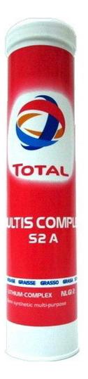 Консистентная смазка TOTAL MULTIS COMPLEX S2A