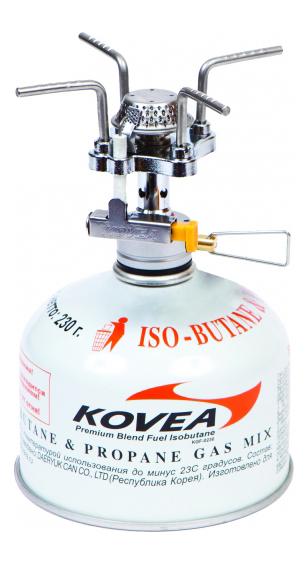 Туристическая горелка газовая Kovea Solo Stove KB-0409 фото