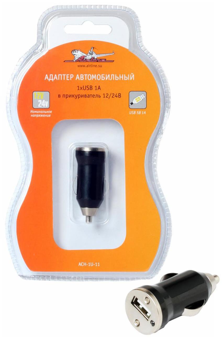 Автомобильное зарядное устройство Airline ACH1U11