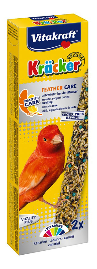 Лакомства для птиц Vitakraft Крекеры для канареек