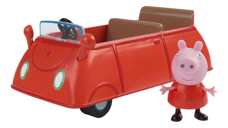 Игровой набор Peppa Pig Машина Пеппы фото