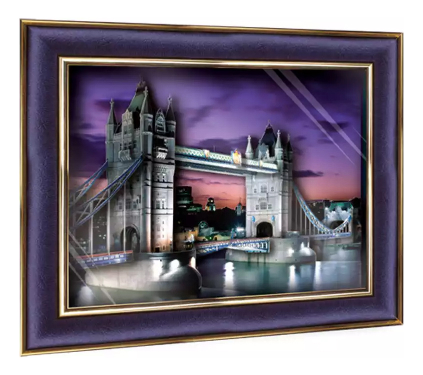 Аппликация из картона Vizzle Лондонский мост