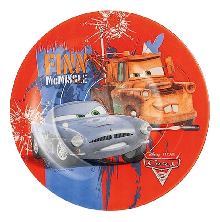 Тарелка Luminarc Disney Cars 2 19 см