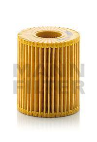Фильтрующий элемент масляного фильтра MANN-FILTER HU7009Z