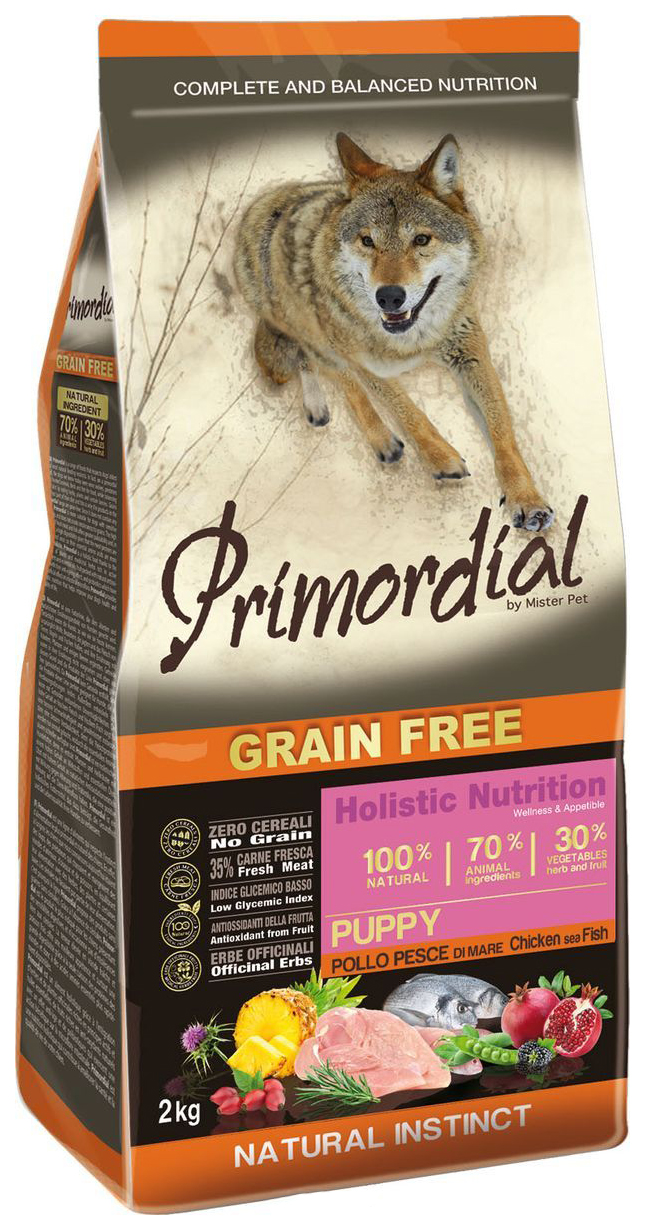 PRIMORDIAL ADULT ALL BREED PUPPY