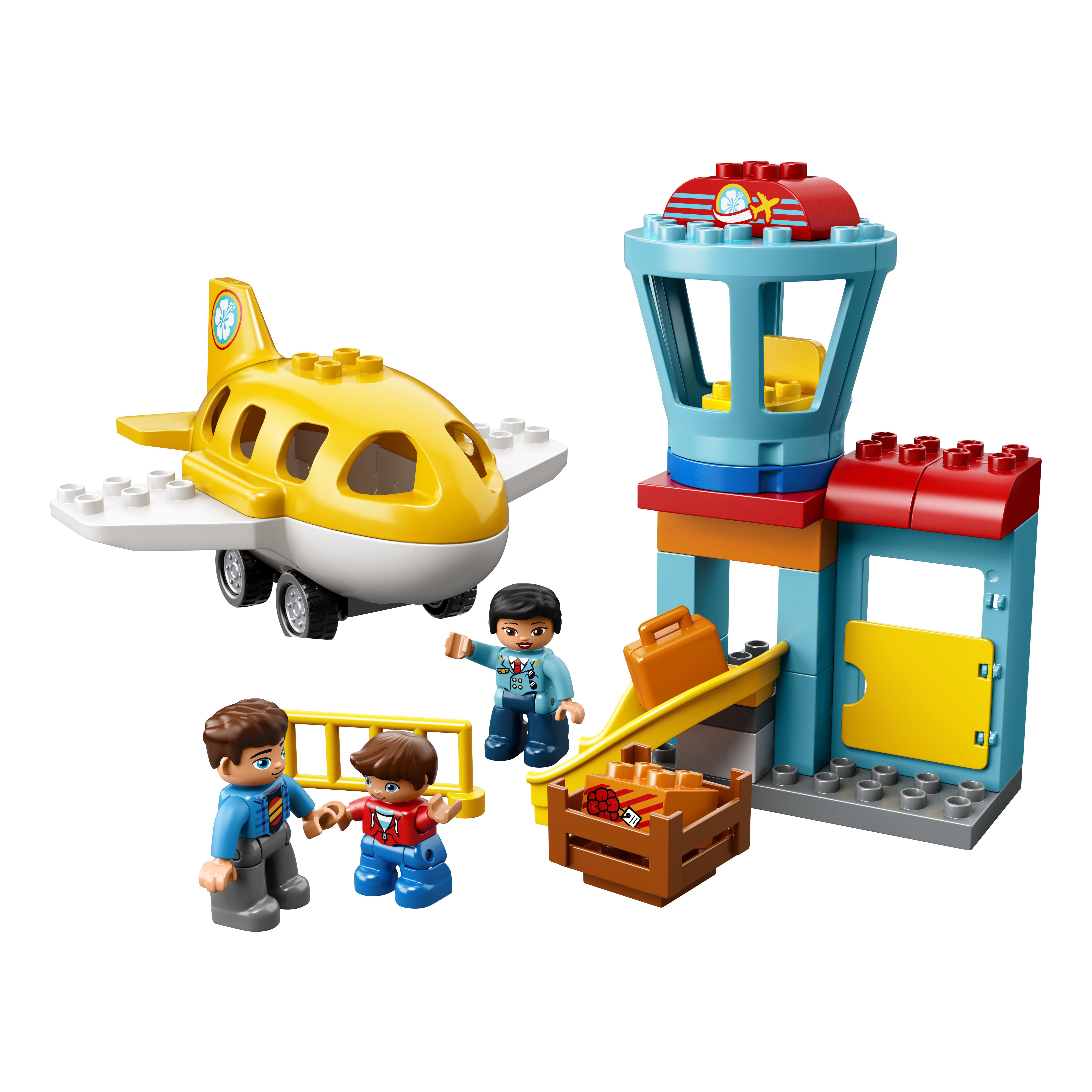 Купить Конструктор lego duplo town аэропорт (10871), Конструктор LEGO Duplo Town Аэропорт (10871)