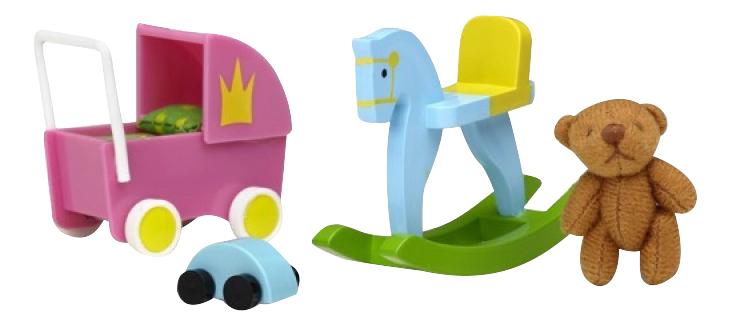 Набор Смоланд Игрушки для детской LB_60509100 для домиков Lundby фото