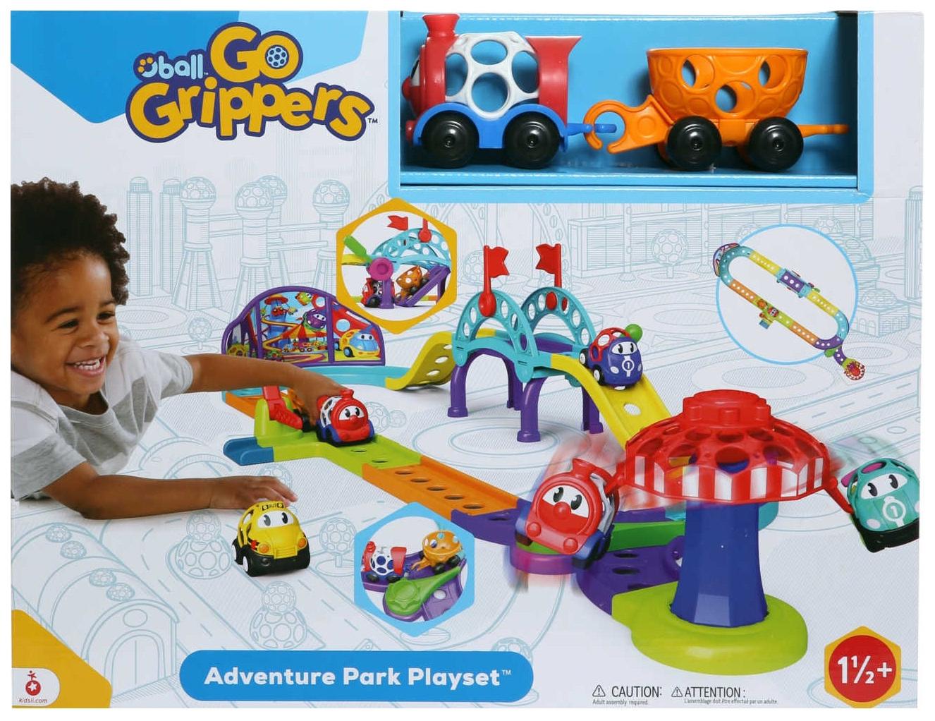 Игровой набор Oball Парк развлечений.