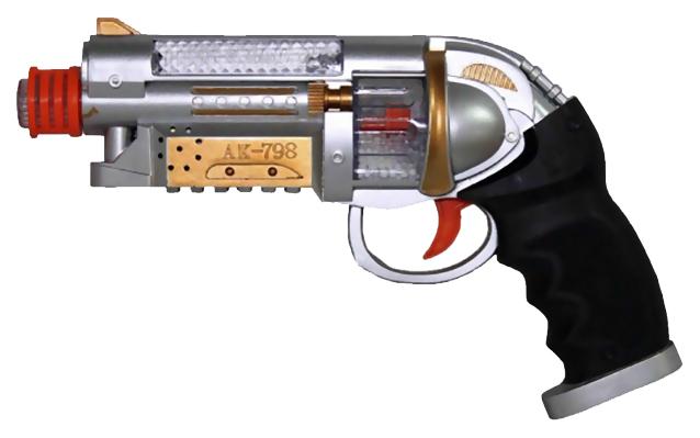 Игрушечный пистолет Космический с прицелом Shenzhen toys К57662