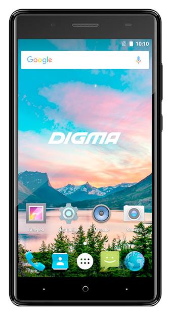 Смартфон Digma HIT Q500 3G 8Gb Black фото