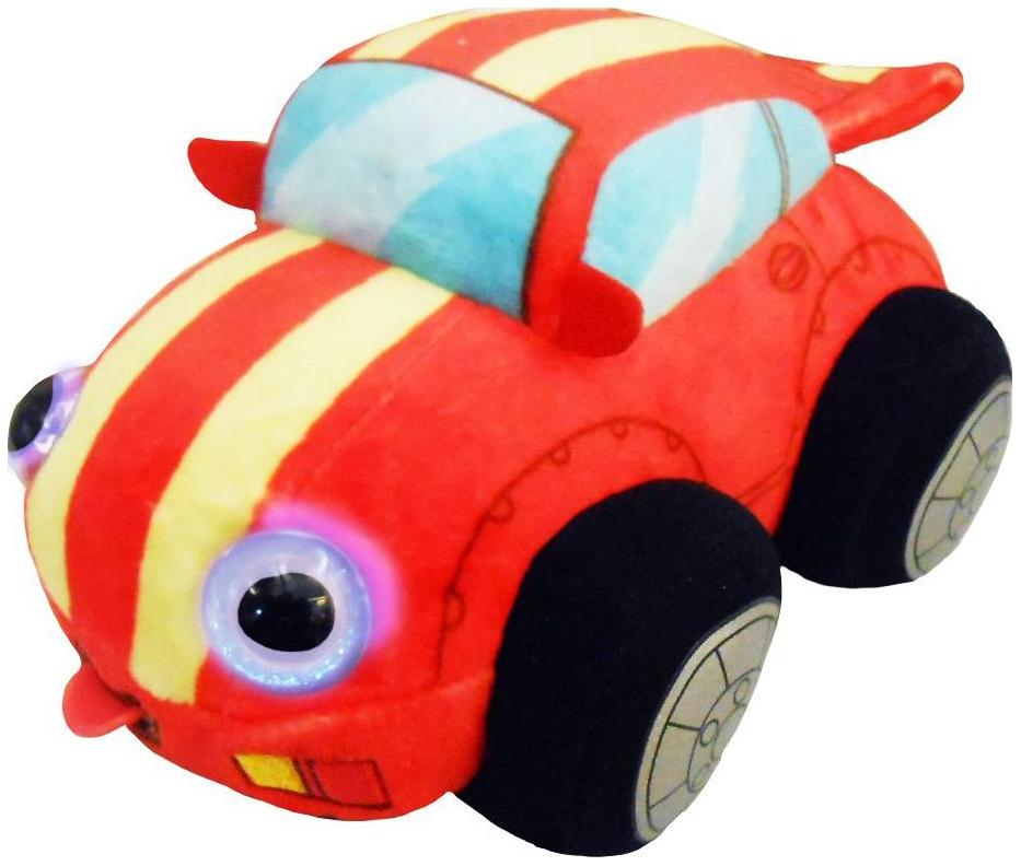 Купить Машинка мягкая 1Toy Гоночная машинка, 1 TOY, Игрушечные машинки