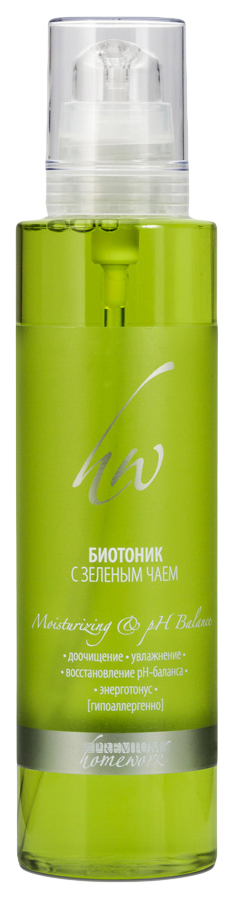 Купить Тоник для лица Premium Homework Биотоник с зеленым чаем 270 мл, Биотоник с зелёным чаем