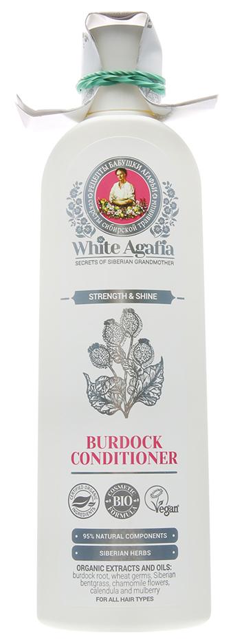 Купить Бальзам для волос Рецепты бабушки Агафьи Укрепление и блеск 280 мл