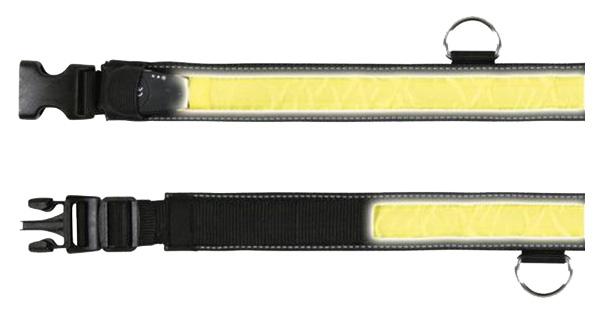 Ошейник для собак Trixie Flash+Reflect L 1329