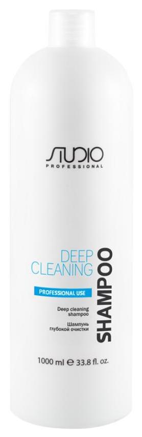 Купить Шампунь Kapous Professional Deep Cleaning 1000 мл, Глубокой очистки для всех типов волос