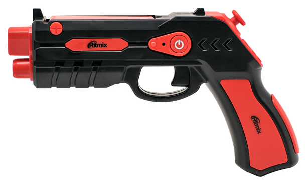 Геймпад Ritmix GP 055 Black/Red