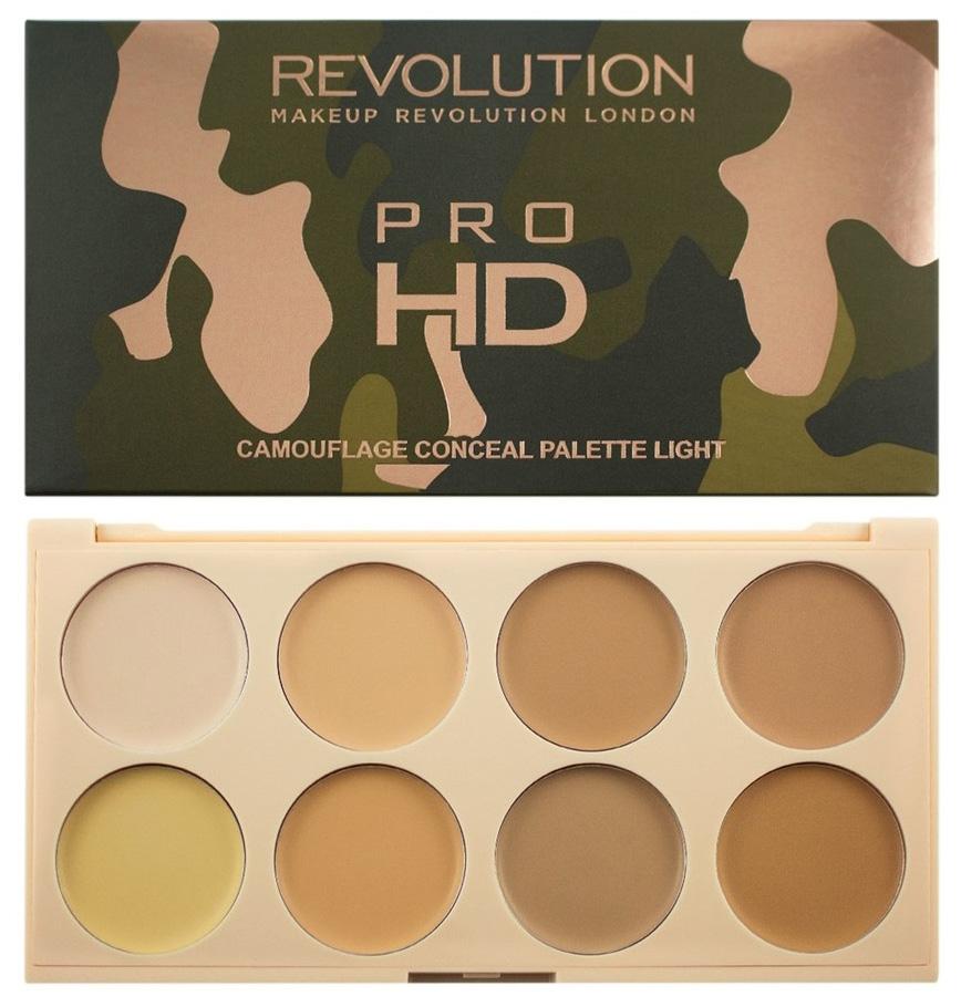 Консилер Makeup Revolution Ultra Pro HD Camouflage Light