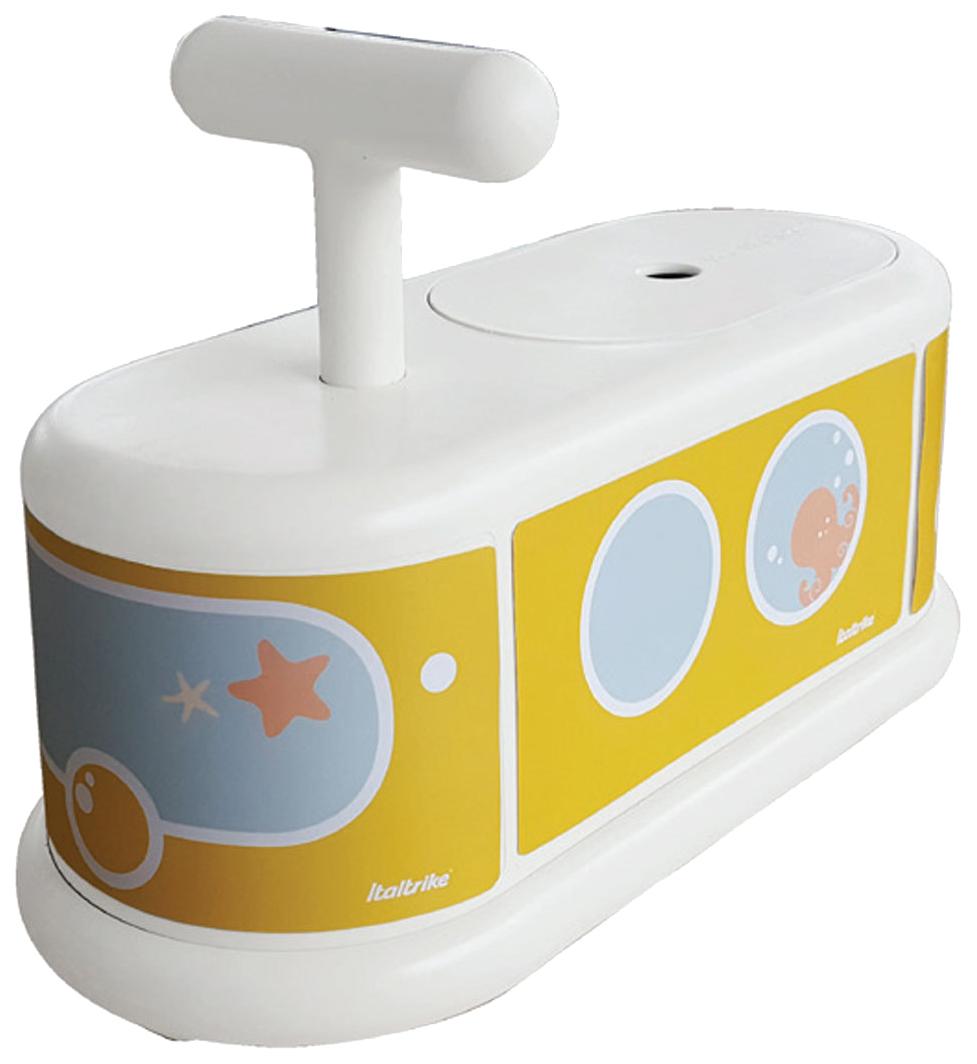 Купить Средняя, Каталка детская Italtrike Подводная лодка 2110SUB990101, Машинки каталки