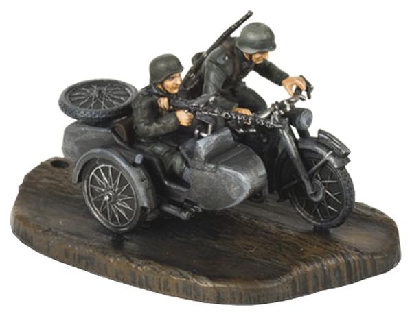 Купить Модели для сборки Zvezda Немецкий мотоцикл R-12