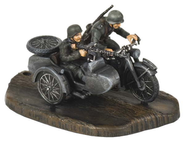 Модели для сборки Zvezda Немецкий мотоцикл R-12