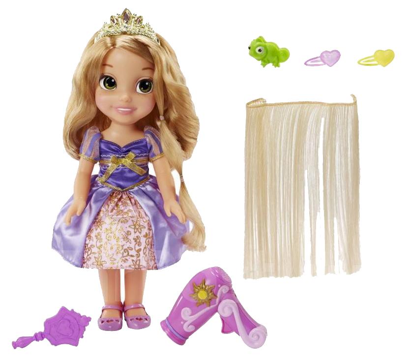 Игровой набор Disney Princess Прическа для Рапунцель 86821-ТТ