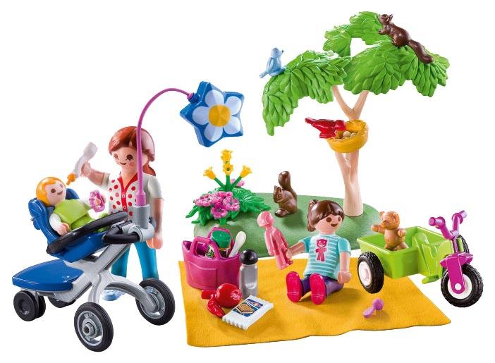 Игровой набор Playmobil Семейный пикник 9103pm