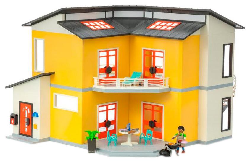 Игровой набор Playmobil Городская жизнь Современный жилой дом 9266 фото