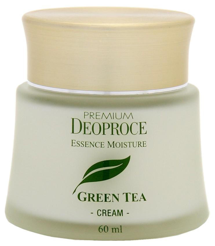 Крем для лица Deoproce Premium Green Tea Total