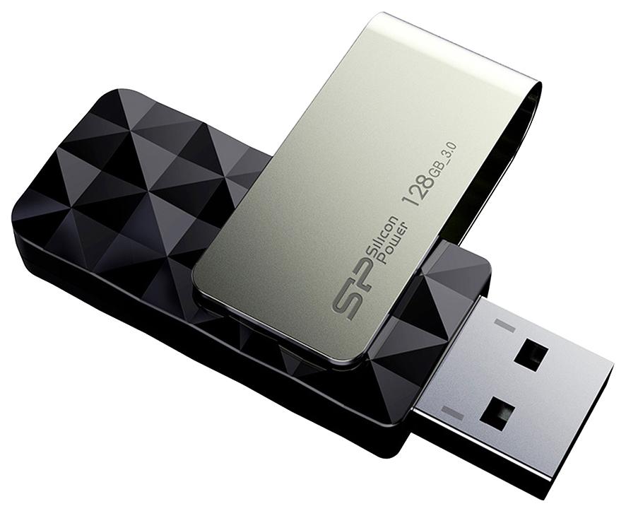 USB флешка Silicon Power Blaze B30 128GB