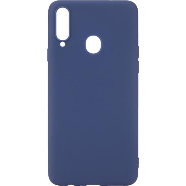 Чехол IS IS-FCC-SAM00A20S-CN08O-ELGD00, Candy EL для Samsung Galaxy A20s, Blue, InterStep  - купить со скидкой