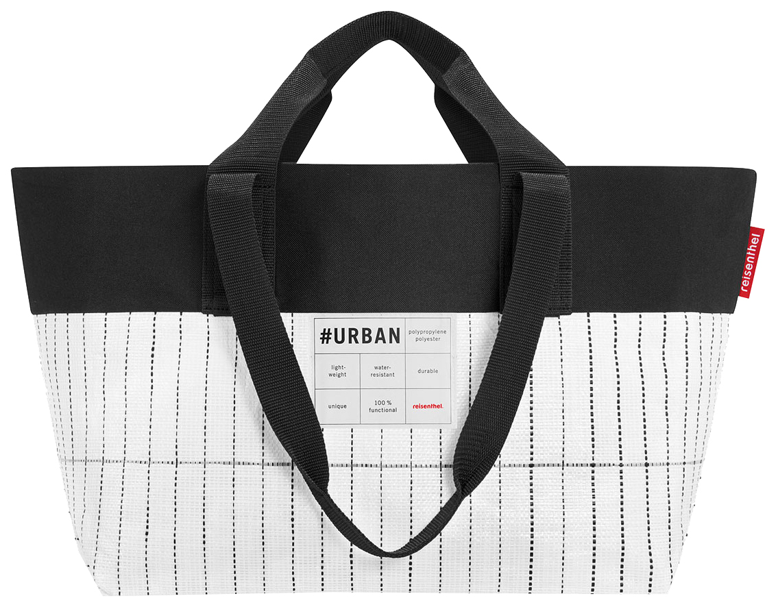 Купить Сумка Urban new york Reisenthel для девочек Белый PN7049, Детские сумки