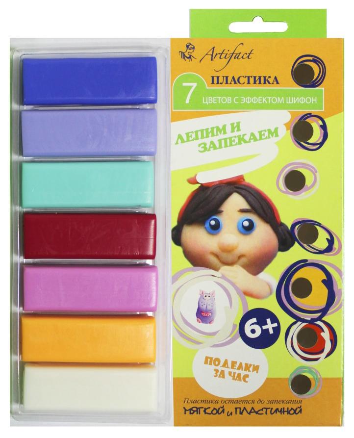 Купить Набор для творчества ARTIFACT 7507-58 7 цветов с эффектом Шифон,