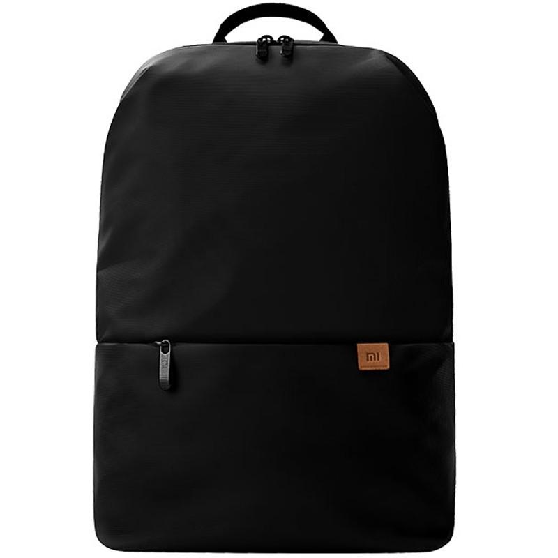 Рюкзак Влагозащищенный Xiaomi Simple Casual Backpack Black