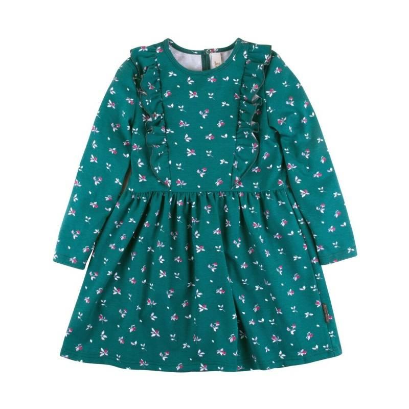 Платье Bossa Nova, цв. зеленый, 110 р-р
