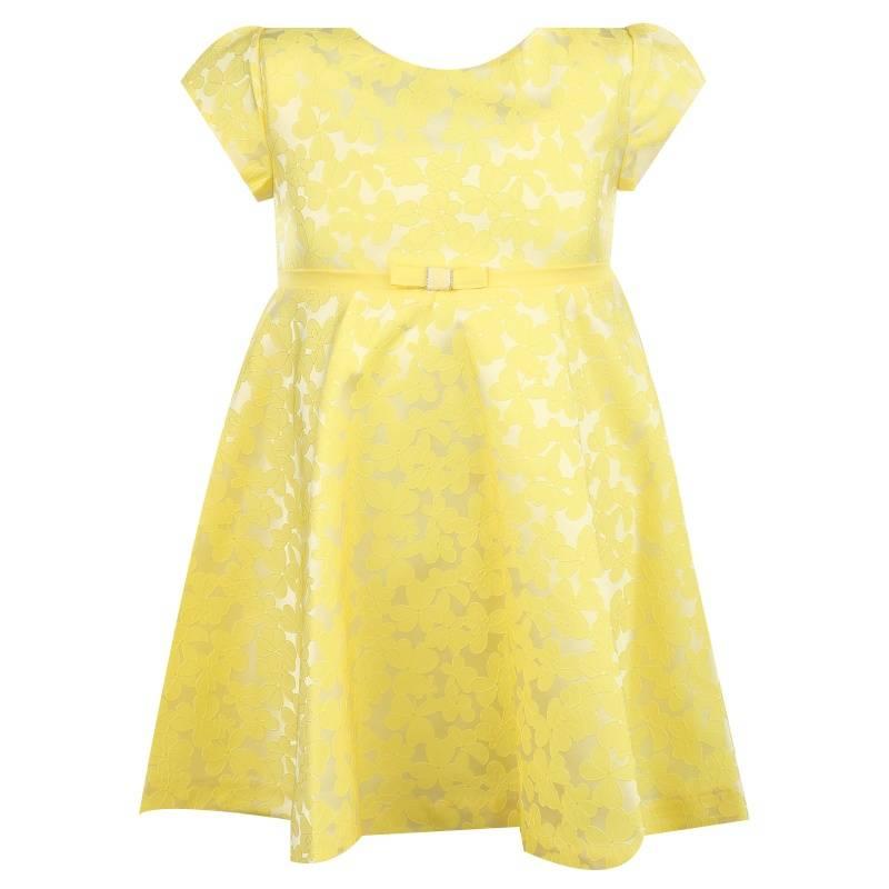 Купить 3.910/58, Платье MAYORAL, цв. желтый, 134 р-р, Платья для девочек