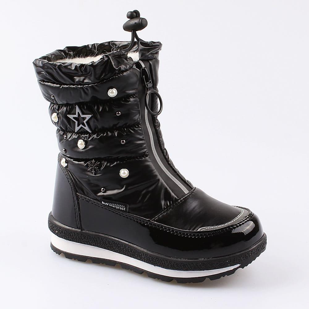 Мембранная обувь для девочек Котофей, 30 р-р