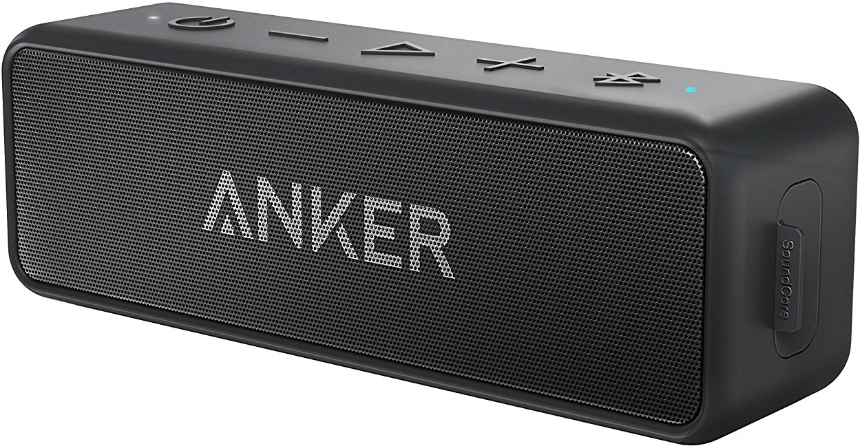 Беспроводная акустика Anker Soundcore Black