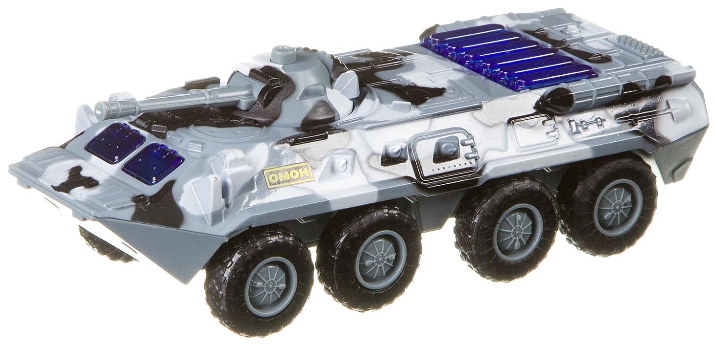 Купить Машинка Огневая мощь Play Smart арт.6409С., PLAYSMART, Военный транспорт